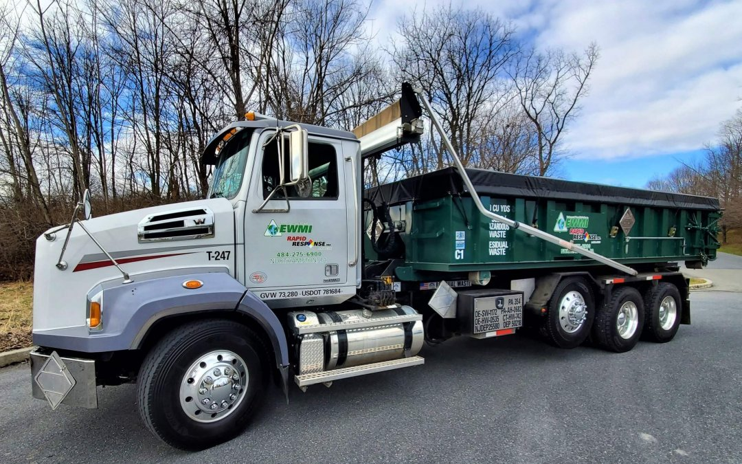 Rolling Out Bulk-Waste Services!